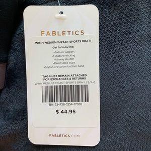 Fabletics Intimates & Sleepwear - Fabletics Medium Impact Sports Bra NWT Size S